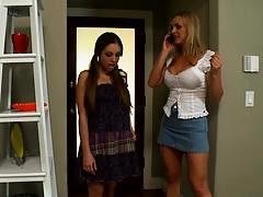 Hot and Mean Isabella and Tanya