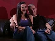 Hot milf wife Rachel horny for some sex