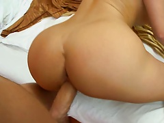 Doggy style fucking russian blonde Mandy dee