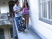 Mikes apartment hot Lexxi joins the place